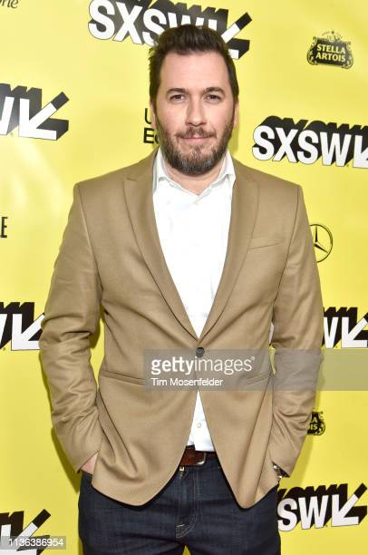 Dennis Widmyer attends the premiere of 'Pet Sematary' during the 2019 SXSW Conference and Festival at the Paramount Theatre on March 16 2019 in...