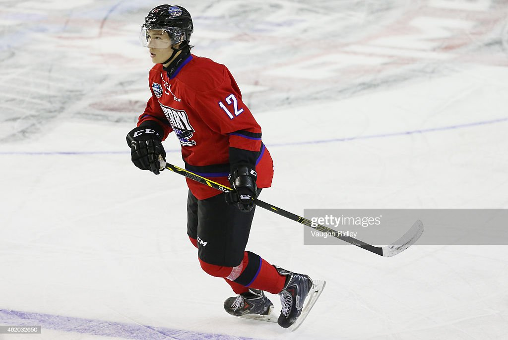 2015 CHL/NHL Top Prospects Game