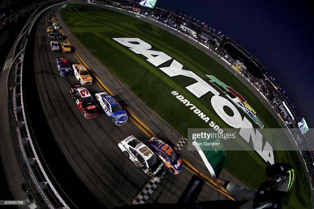 Monster Energy NASCAR Cup Series 60th Annual Daytona 500 : News Photo
