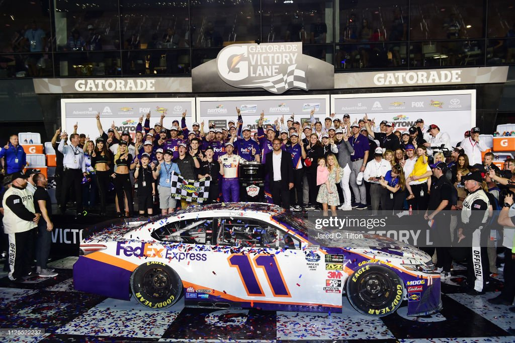 Monster Energy NASCAR Cup Series 61st Annual Daytona 500 : News Photo