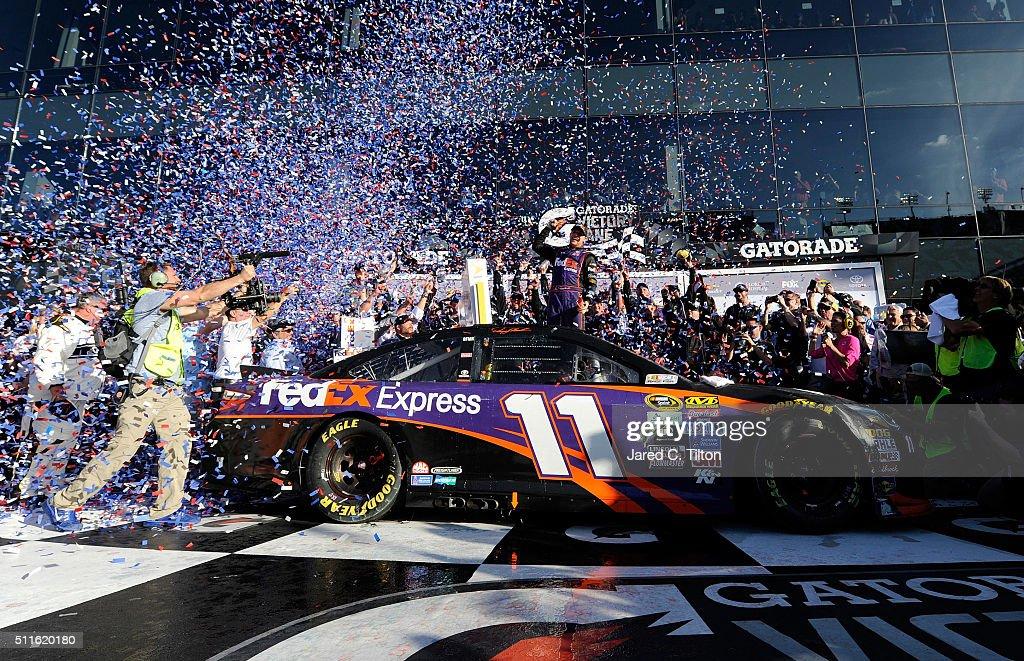 NASCAR Sprint Cup Series DAYTONA 500 : News Photo