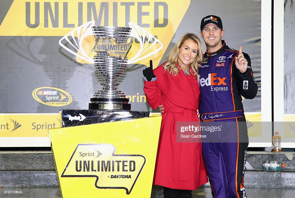 NASCAR Sprint Cup Series Sprint Unlimited : News Photo