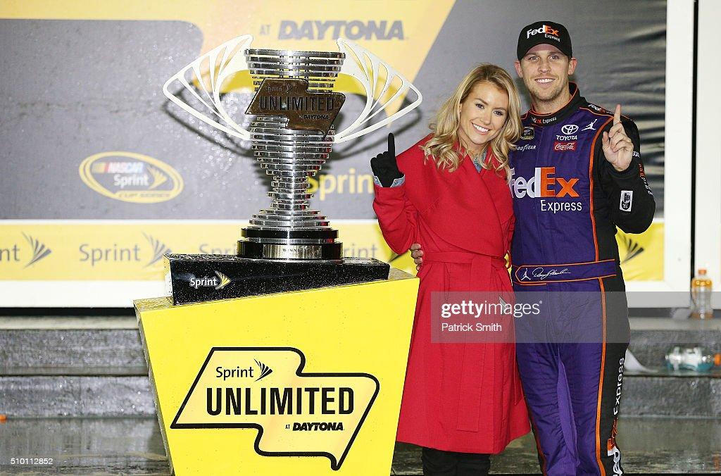 NASCAR Sprint Cup Series Sprint Unlimited : News Photo