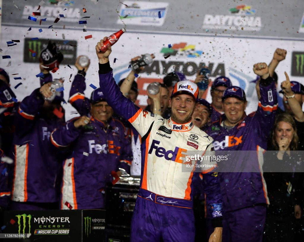 AUTO: FEB 17 Monster Energy NASCAR Cup Series - DAYTONA 500 : News Photo
