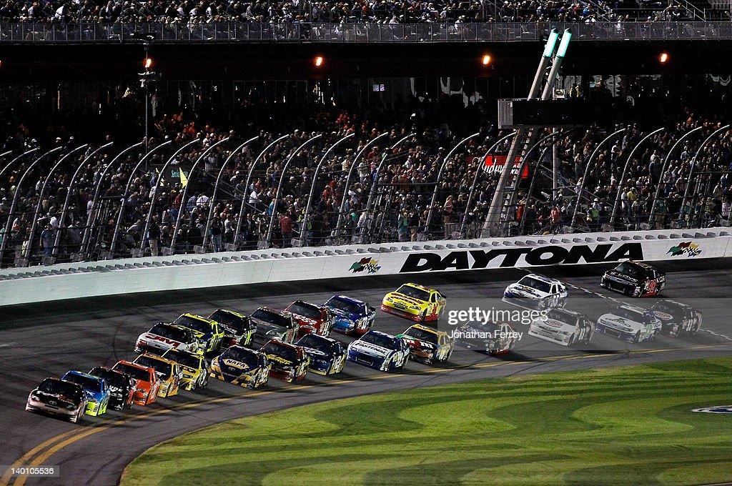 54th Annual Daytona 500 : News Photo