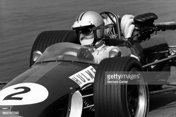 Denny Hulme BrabhamRepco BT20 Grand Prix of Mexico Autodromo Hermanos Rodriguez Magdalena Mixhuca 22 October 1967