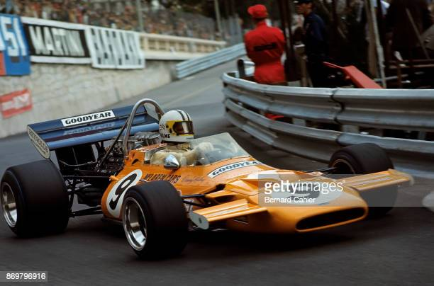 Denny Hulme McLarenFord M19A Grand Prix of Monaco Circuit de Monaco 23 May 1971
