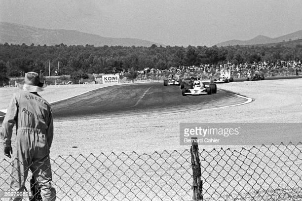 Denny Hulme McLarenFord M23 Grand Prix of France Circuit Paul Ricard 01 July 1973