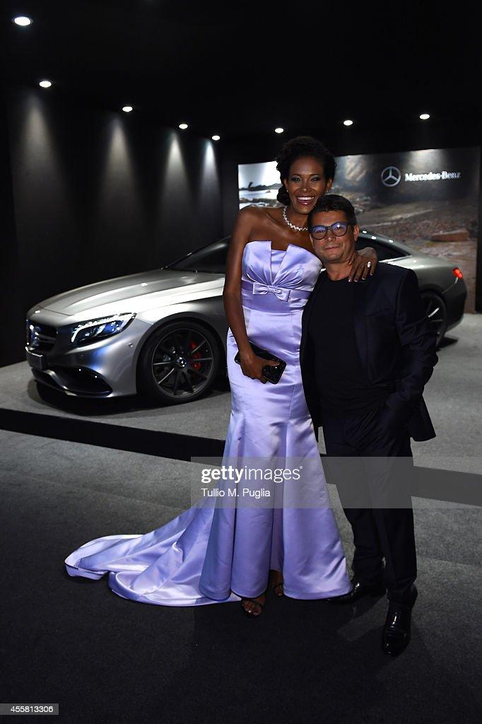 Mercedes-Benz At amfAR Milano 2014 - Milan Fashion Week Womenswear Spring/Summer 2015