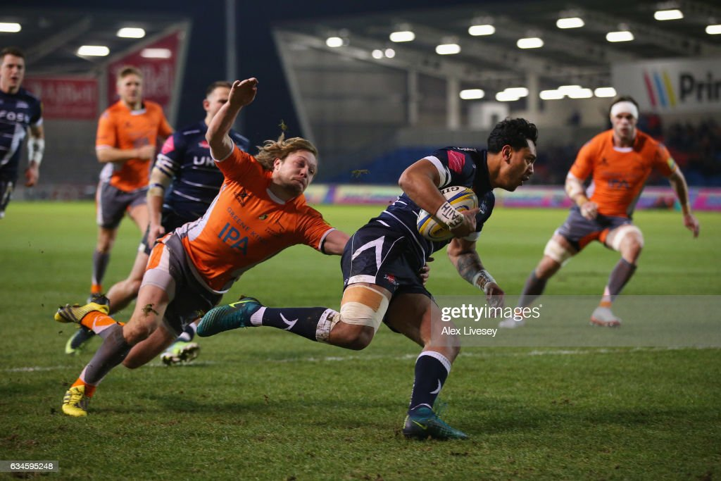Sale Sharks v Newcastle Falcons - Aviva Premiership