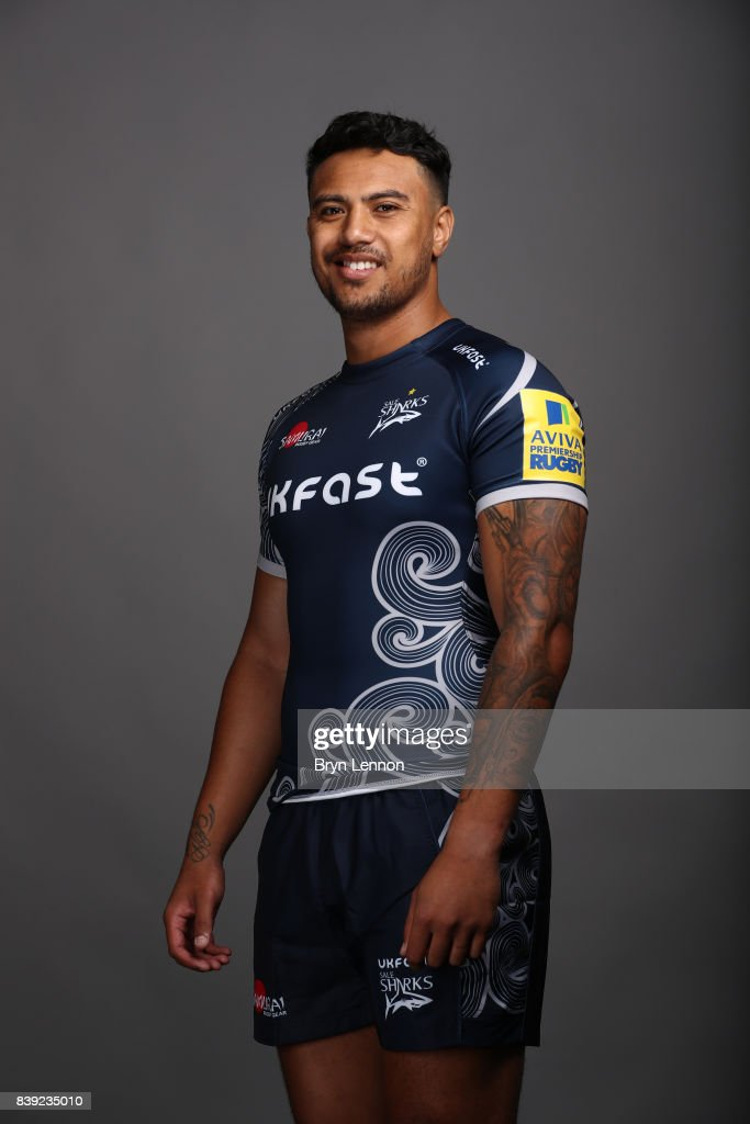 Sale Sharks Photocall