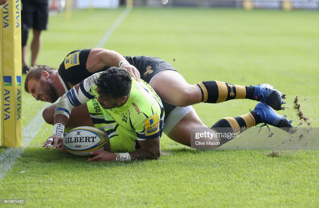 Wasps v Sale Sharks - Aviva Premiership