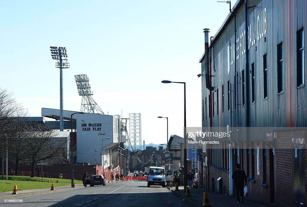 Dundee United v Dundee - Ladbrokes Scottish Premiership : News Photo