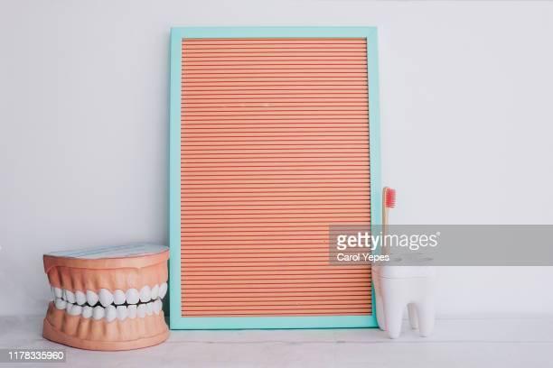 dental banner mockup - gingivitis 個照片及圖片檔
