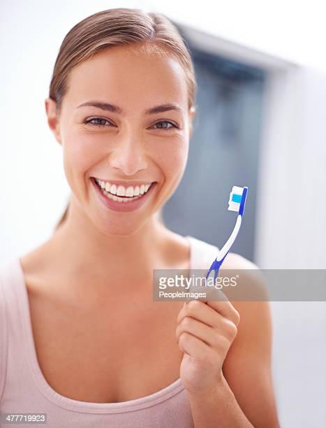 Dental care ist wichtig für Sie