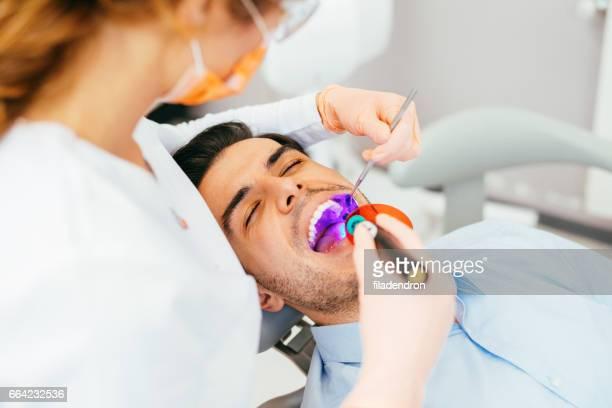 Dental curing light