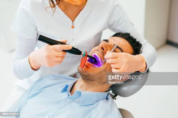 Luz de tratamiento Dental