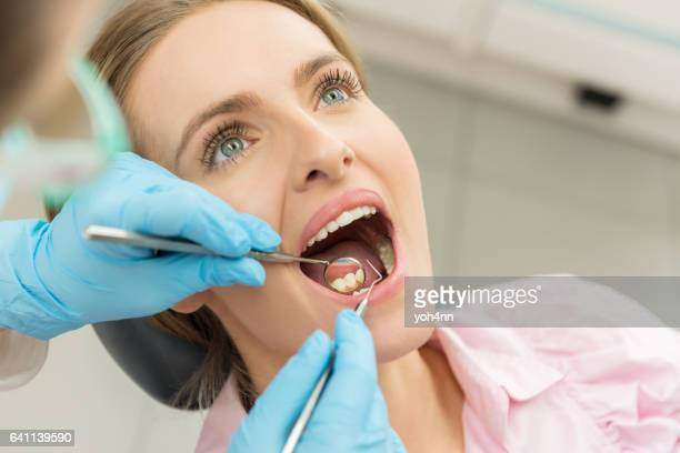 dental examination - dental equipment stock pictures, royalty-free photos & images