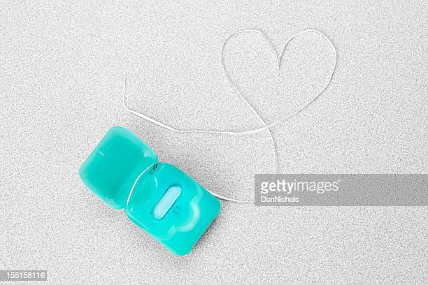 Fio Dental Coração