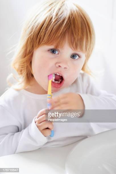 Zahnpflege in jungen Jahren