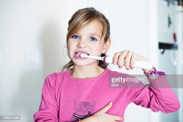 Dental hygiene,  child