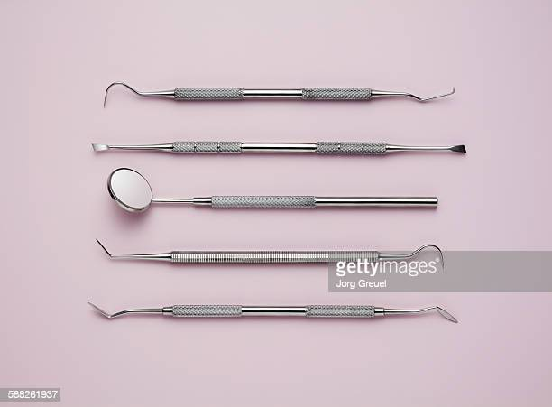 dental instruments - dental fear stock pictures, royalty-free photos & images