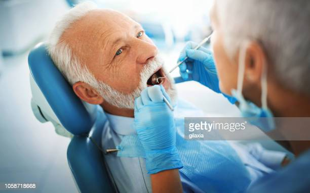 dentist appointment. - dentist stock pictures, royalty-free photos & images
