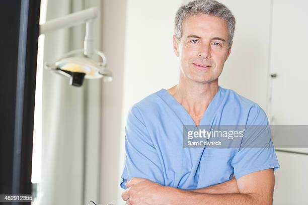 Image result for dental uniforms getty images