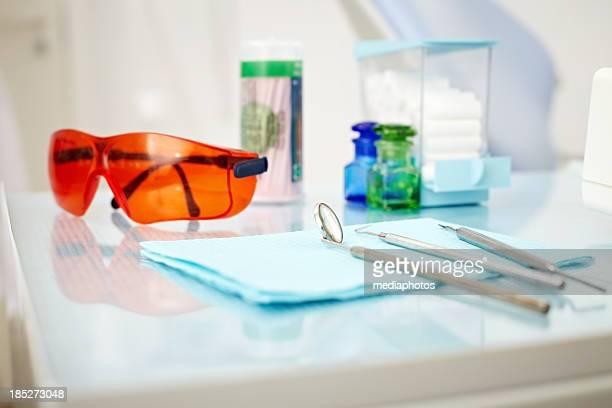 Ferramentas de Dentista