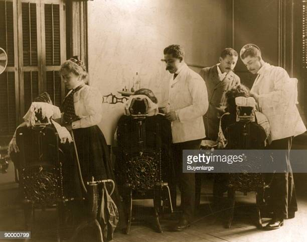 Dentistry at Howard University Washington DC ca 1900
