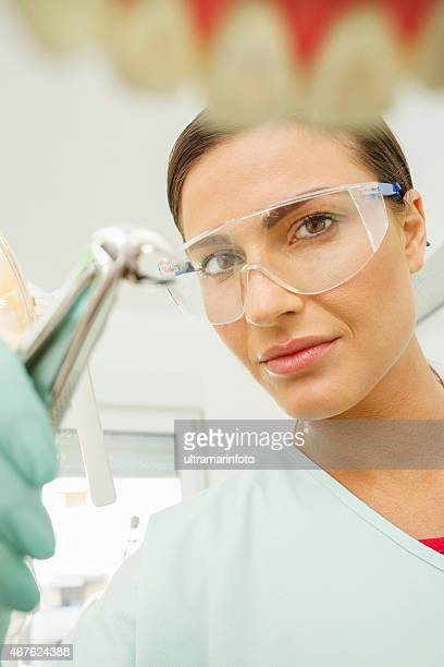 Dentistry Tooth  Extraction   Dentist working  Dental Tooth  Extraction Forceps