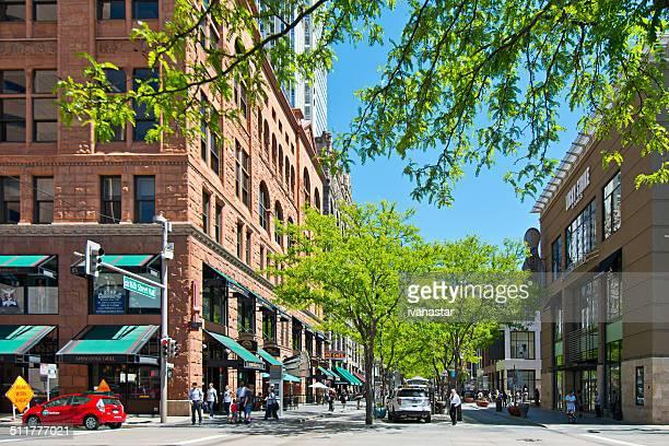 Denver 16th Street Pedestrian Mall