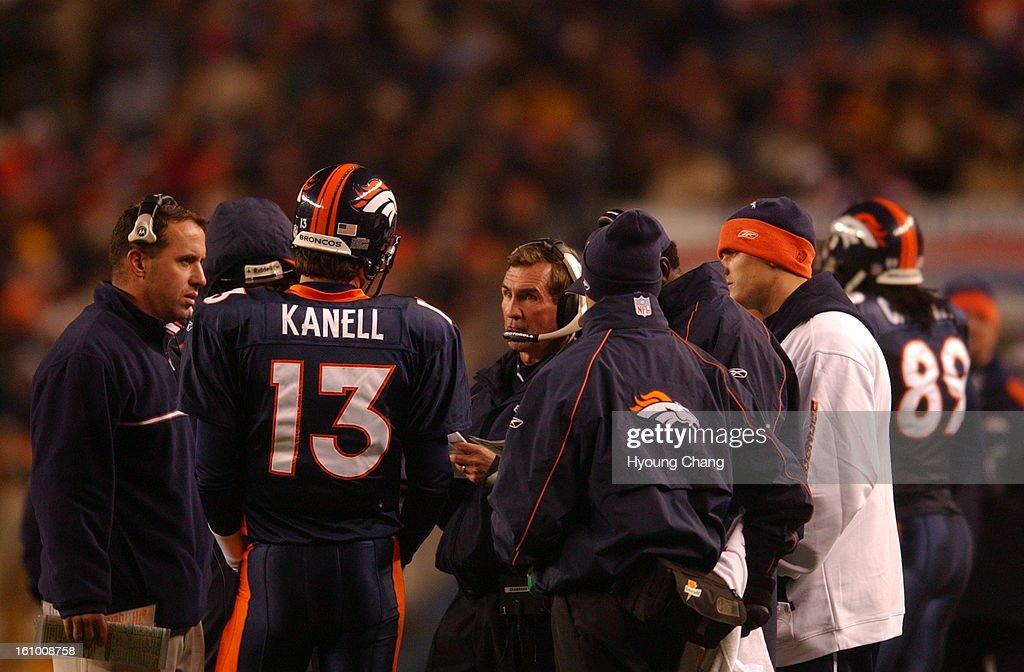 Mike Shanahan Broncos