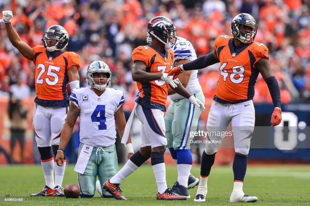 Dallas Cowboys v Denver Broncos