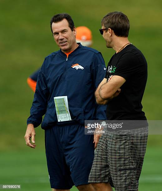 Jake Plummer Stock Photos And Pictures
