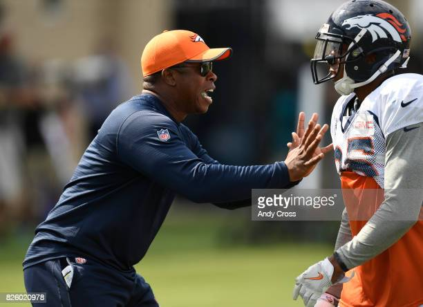Coach Chris Harris Stock Photos And Pictures Getty Images