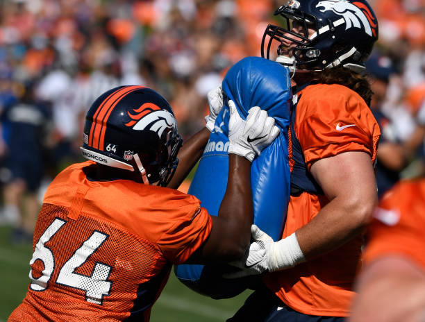 Denver broncos training camp day two pictures getty images denver broncos training camp day two voltagebd Image collections