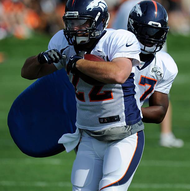 Denver Broncos Training Camp Pictures