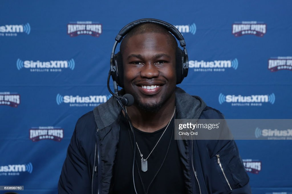 SiriusXM at Super Bowl LI Radio Row