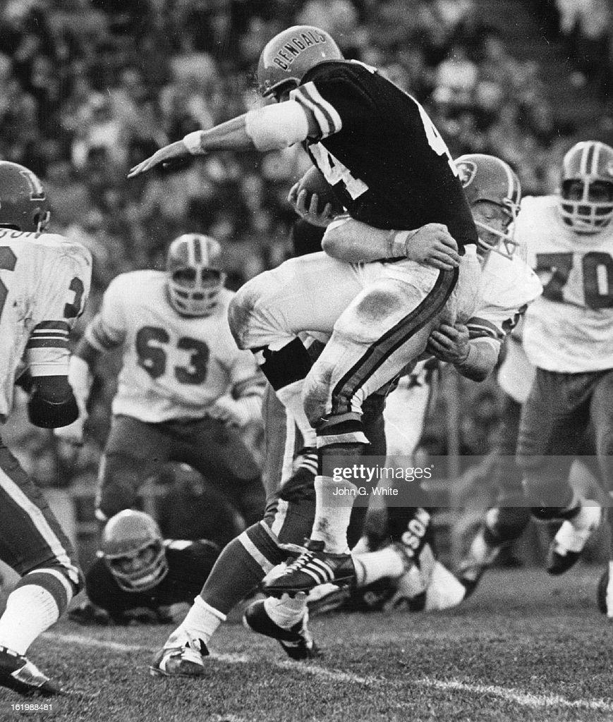 NOV 1971, NOV 15 1971; Denver Broncos ; This One Got Away