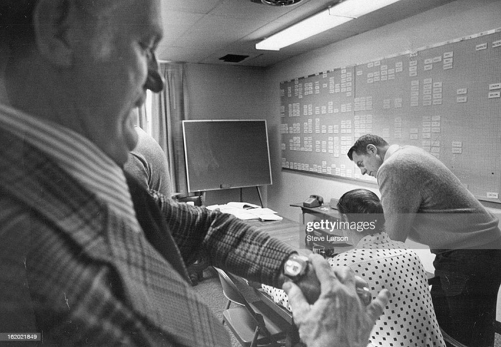 APR 8 1976; Denver Broncos (No Action); W/Draft ***** Home Hot; : News Photo