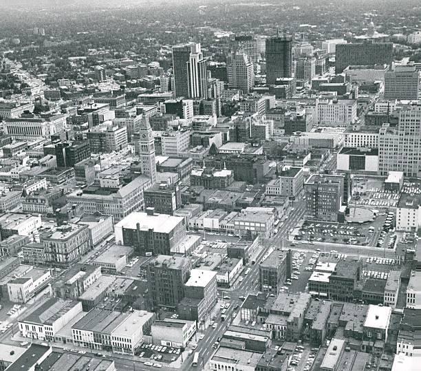 8-5-1963, AUG 26 1963; Denver Co- Aerial Views; Pictures