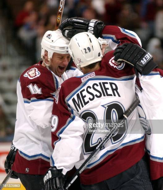Denver Post Photographer Shaun Stanley S Photos From The: Eric Messier Stock Photos And Pictures