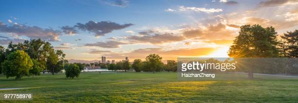 denver colorado - public park stock pictures, royalty-free photos & images
