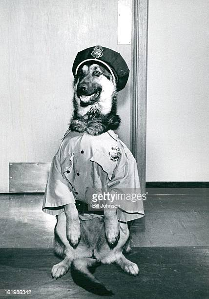 Denver, Colorado - Police Department Canine Corps. ;