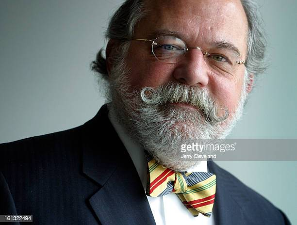 DENVER COLO Denver corporate attorney Ty Cobb in the offices of his law firm Hogan Hartson 1200 17th St Denver Friday morning 1/16/04 Cobb is a...
