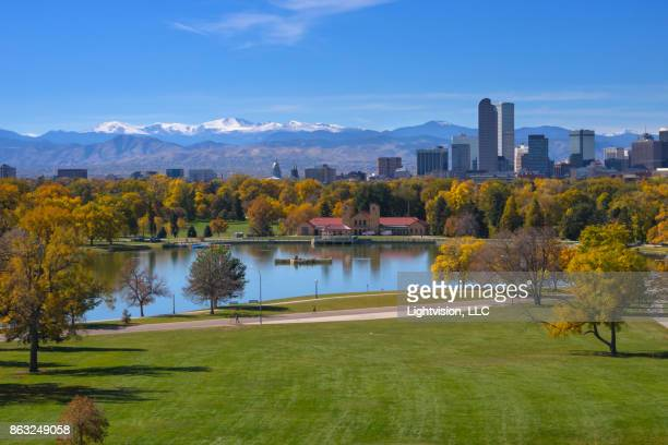 Denver Downtown Skyline, Colorado