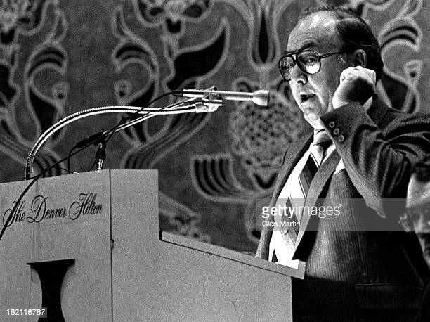 JAN 25 1984 JAN 26 1984 Denver Hilton Beryl W Sprinkel Undersecretary of the Treasury