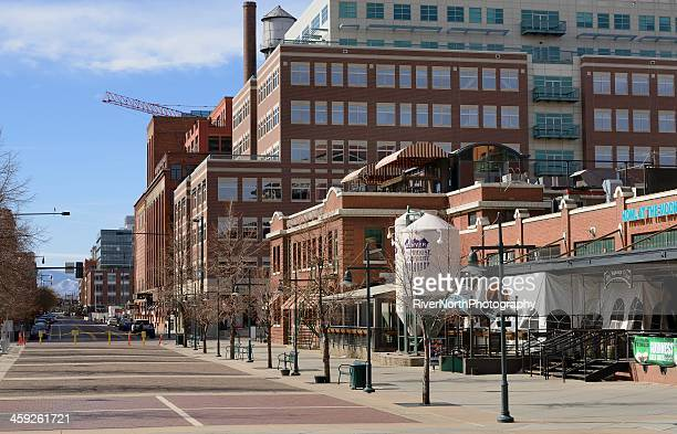 denver (lodo) lower downtown - urban renewal stock pictures, royalty-free photos & images