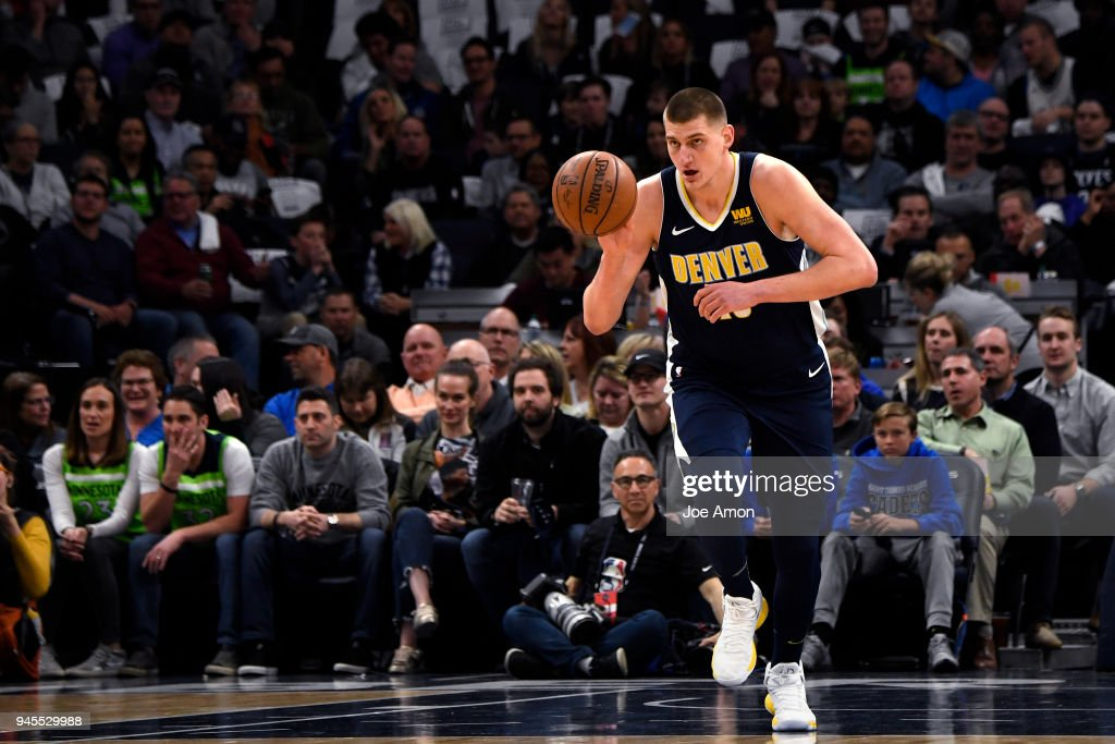 DENVER NUGGETS : News Photo